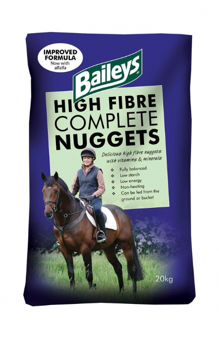Baileys Complete Nuggets 20kg